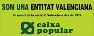 Caixa Popular Entitat Valenciana 2016 310×120