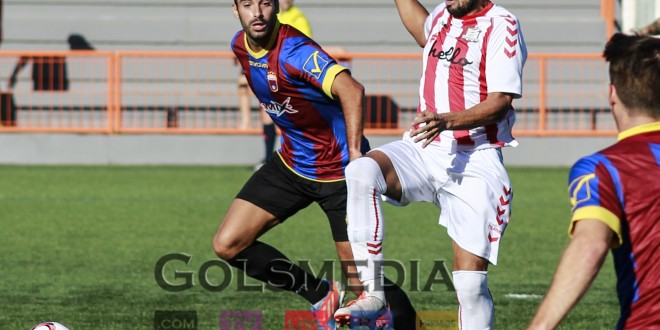 Huracan VCF - CD Eldense. David Ávila-7