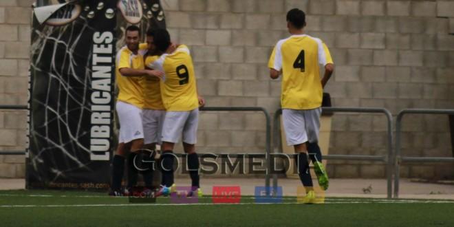 UD Puzol - CFA CF Alcala. David Ávila-21