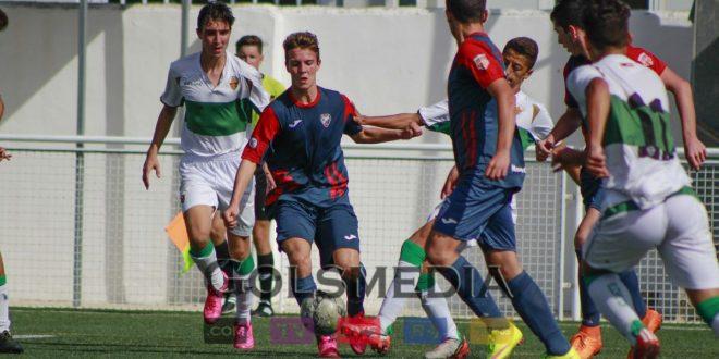 C.F. Torre Levante -A- - Elche CF -A- Cadete. David Ávila-23