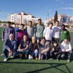 Pachanga con miembros del Centro Gran Vía de Castellón