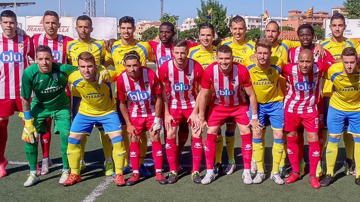 CF Javea - CD Denia