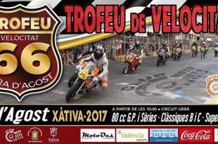 Cartel Trofeu de Velocidad Xàtiva 2017 ok