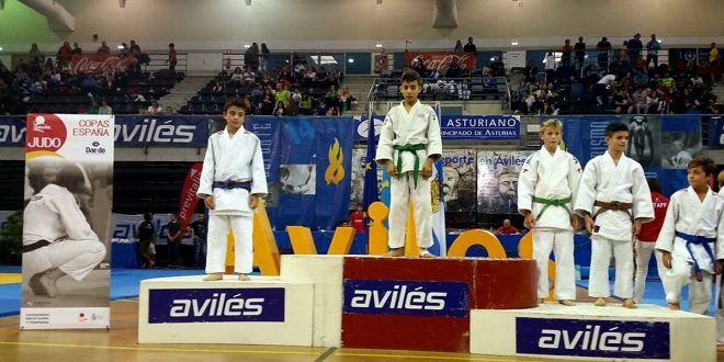 judo campeon ok