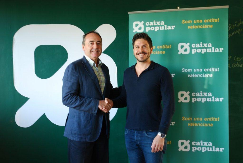 Foto Jose Maria Company y Alberto Aparicio