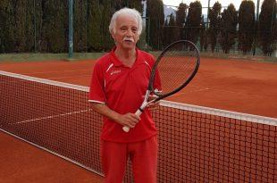 tenis viejo ok