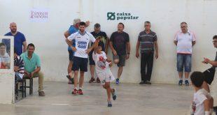 foto. Jugadors finalistes JECV RASPALL, Alzira