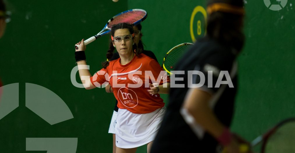 frontenis chicas