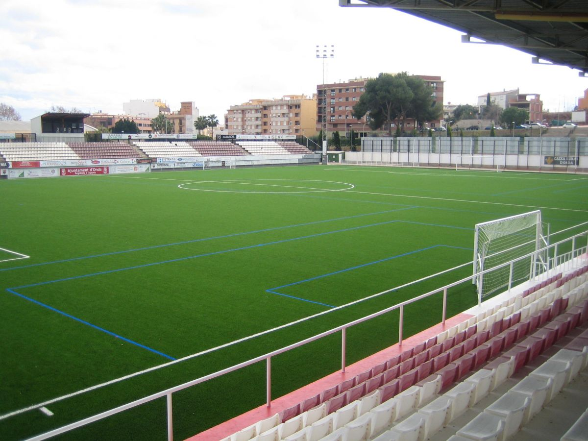 "Campo Municipal ""La Serratella"" F-11"