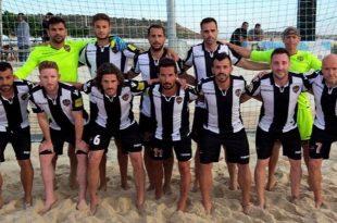 Levante futbol playa