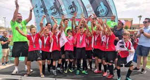 2018.07.11 La selecció de futbol LA RIBERA A - LA COSTERA - CANALS simposa a la Costa Blanca Cup per 6a volta 3 (1)
