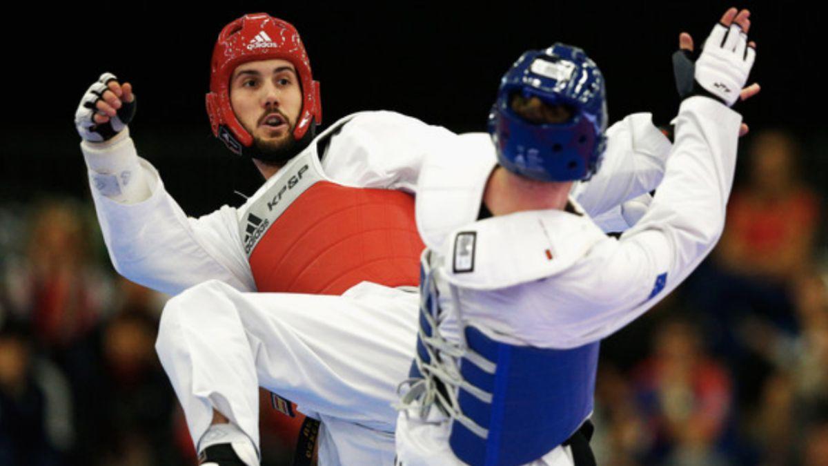 Resultado de imagen de raúl martínez taekwondo