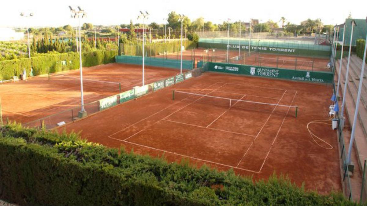 TENIS   Celebrado con éxito el II Circuito Provincial de Valencia ...