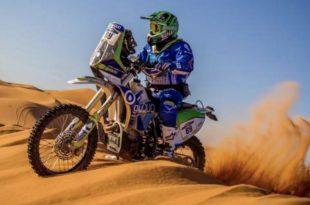 Daniel Albero Dakar 2019