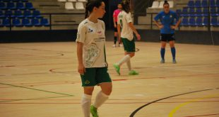 Aitana Sánchez Fútbol Sala marzo 2019