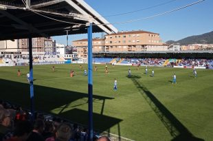 Alcoyano césped artificial