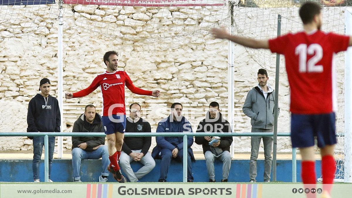 Aldaia-Castellar gol marzo 2019
