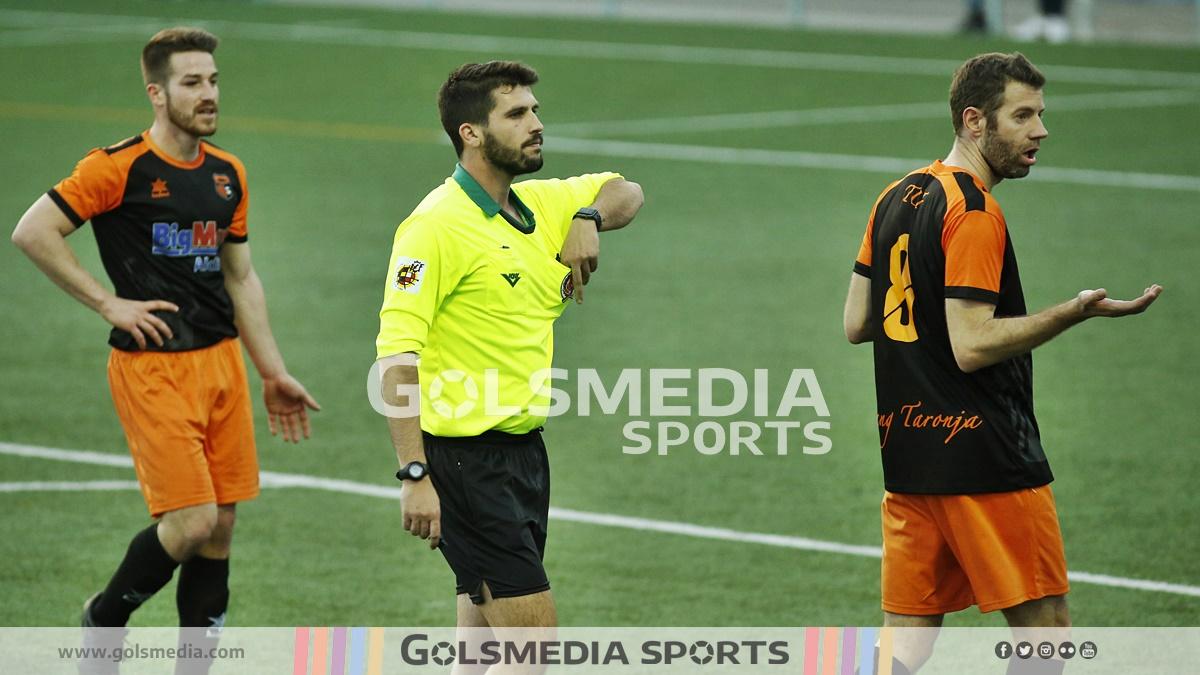 Aldaia-Torrent marzo 2019 árbitro