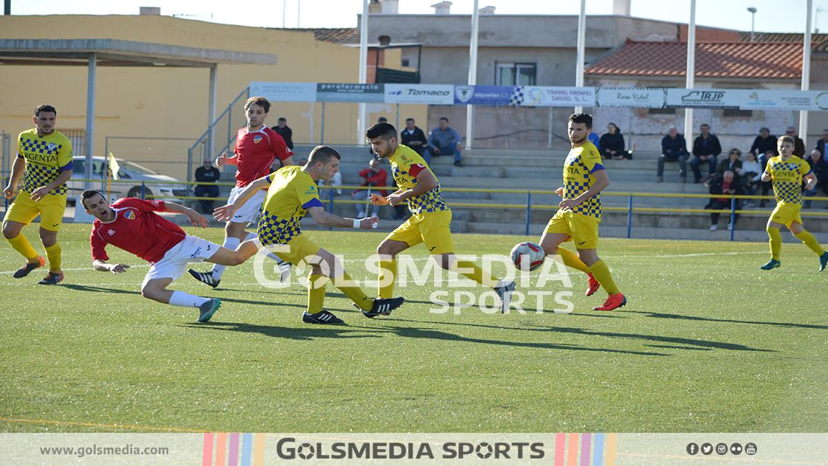 Alqueries-Borriol marzo 2019