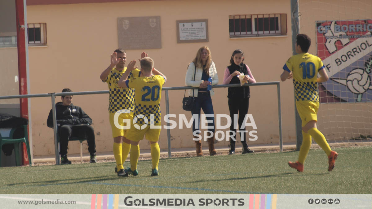 Alqueries fútbol marzo 2019
