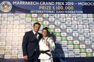Ana Pérez Box Grand Prix Marrakech 2019