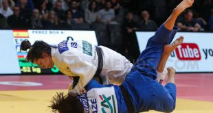 Ana Pérez Box Grand Slam Paris 2019