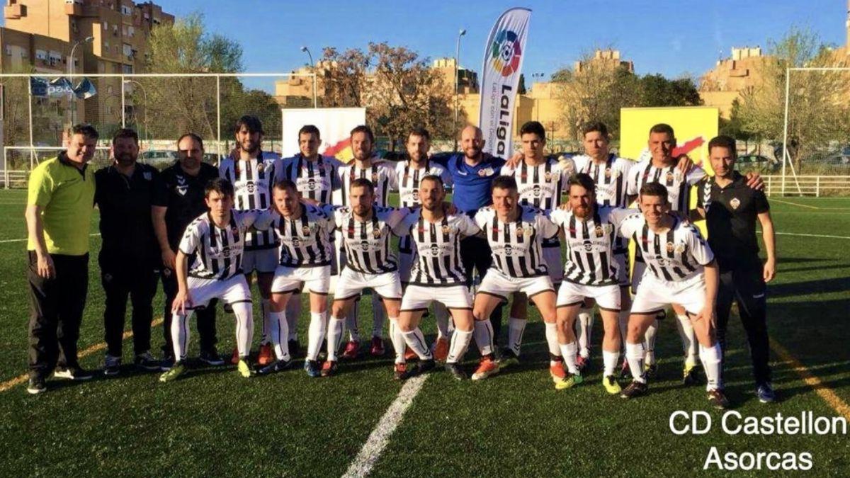 CD Castellón Asorcas 2019