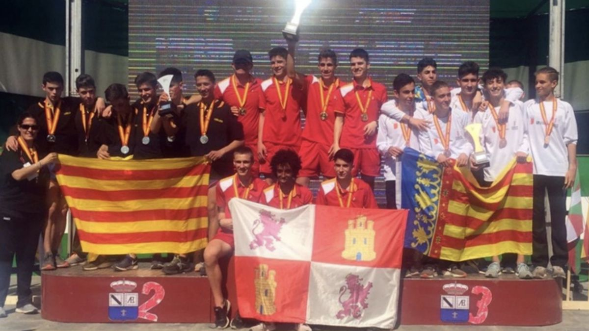 Campeonato España Cross Edad Escolar 2019