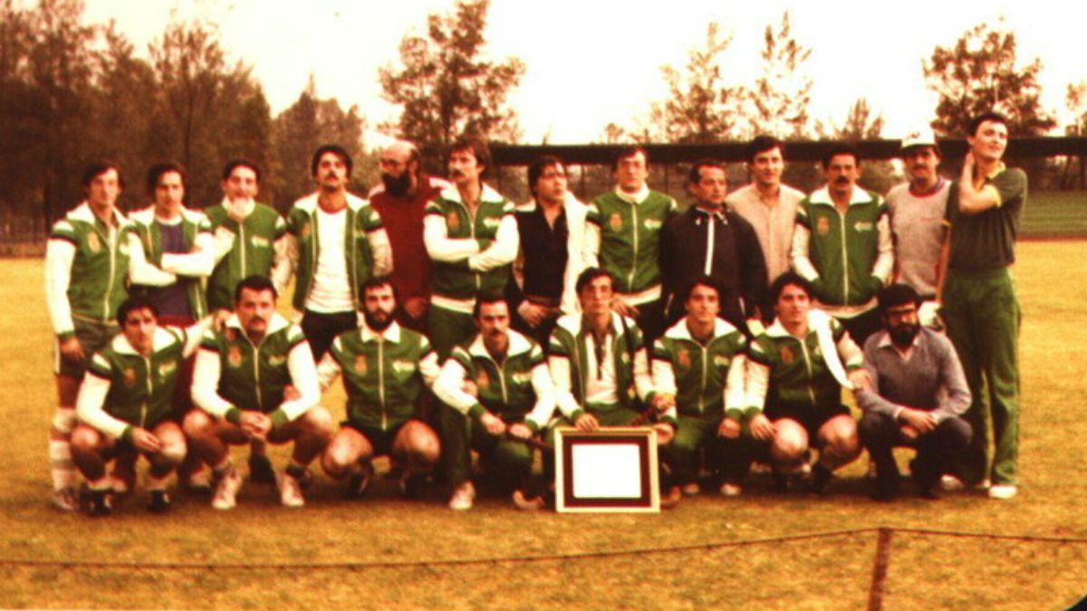 Club Atlético San Vicente Torneo Amistad México 1981