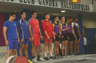 Club Gandía Halterofilia