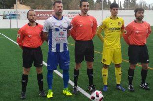 Crevillente-Villarreal C marzo 2019