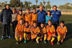 Selección valenciana sub-12