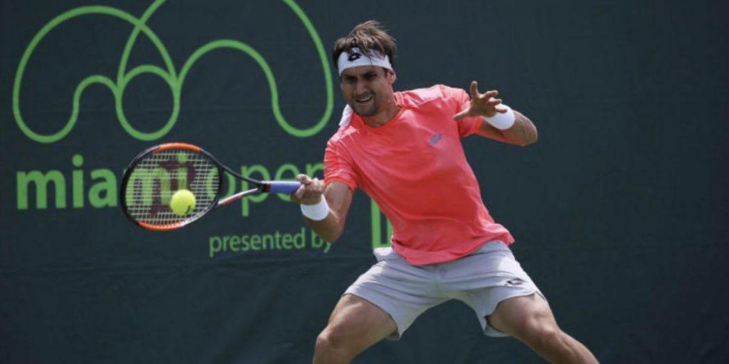 David Ferrer Miami Open 2018