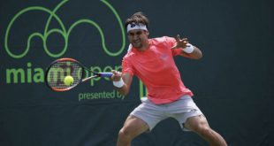 David Ferrer Miami Open 2018