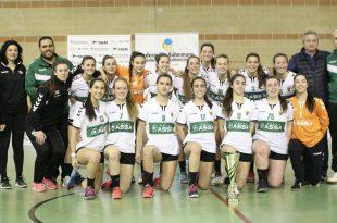 Elche A Grupo ASSA, campeón autonómico juvenil femenino