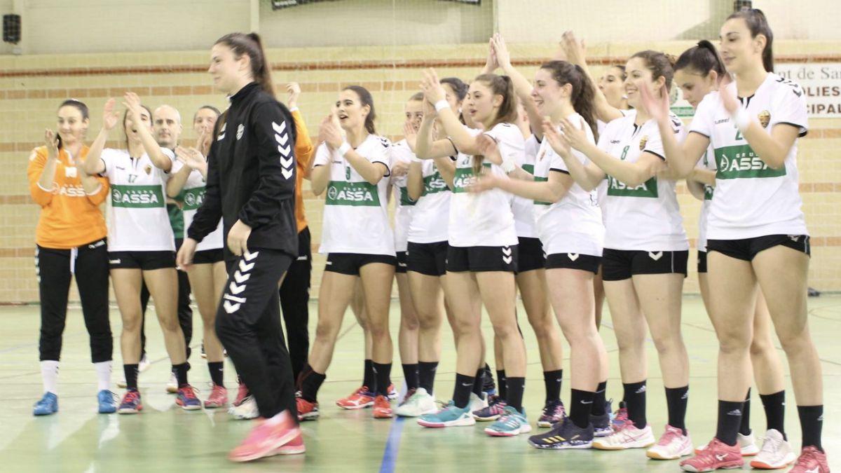 Elche Grupo Assa, campeón autonómico juvenil femenino