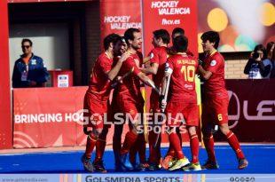 España FIH Pro League Valencia 2019