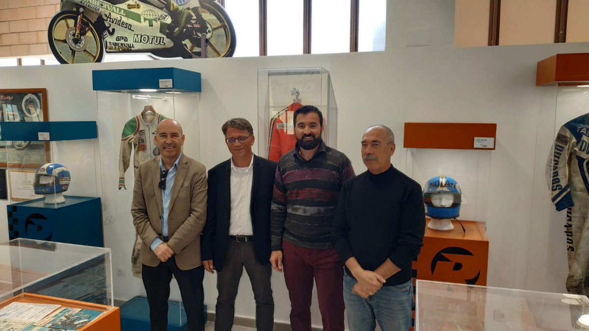 Exposición Ricardo Tormo