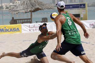 Pablo Herrera y Adrián Gavira