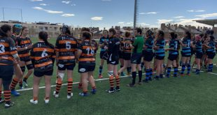 Industriales Rugby - Les Abelles fase ascenso Iberdrola