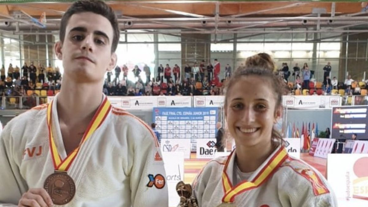 Mireia Rodríguez i Pedro Gómez