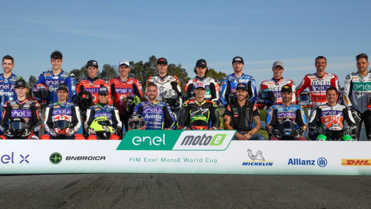Pilotos del mundial de Moto E