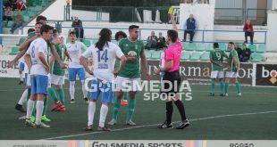 Novelda-Silla árbitro marzo 2019