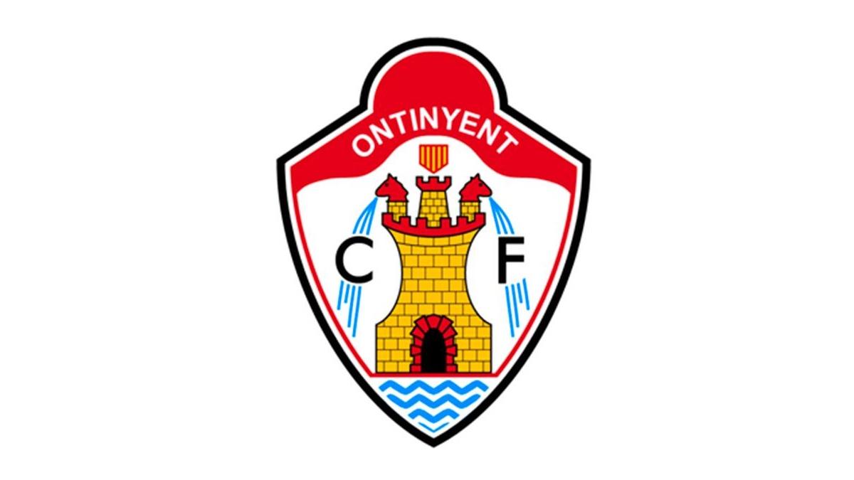 Ontinyent CF escudo
