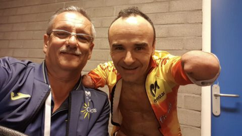Ricardo Ten Mundial Apeldoorn 2019