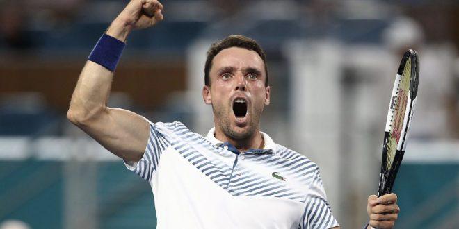 Roberto Bautista Miami Open 2019