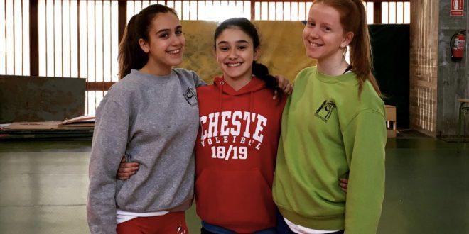 abrina Hernández, Emma Piqueras y Selena Gómez