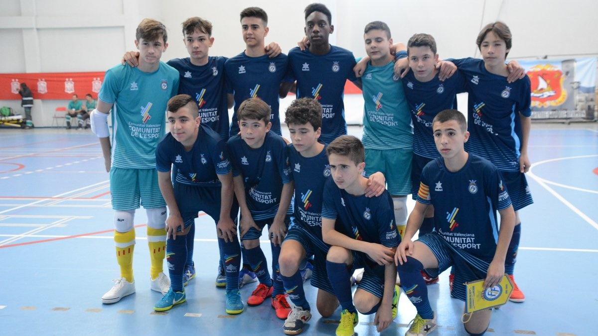Campeonato de España Futsal