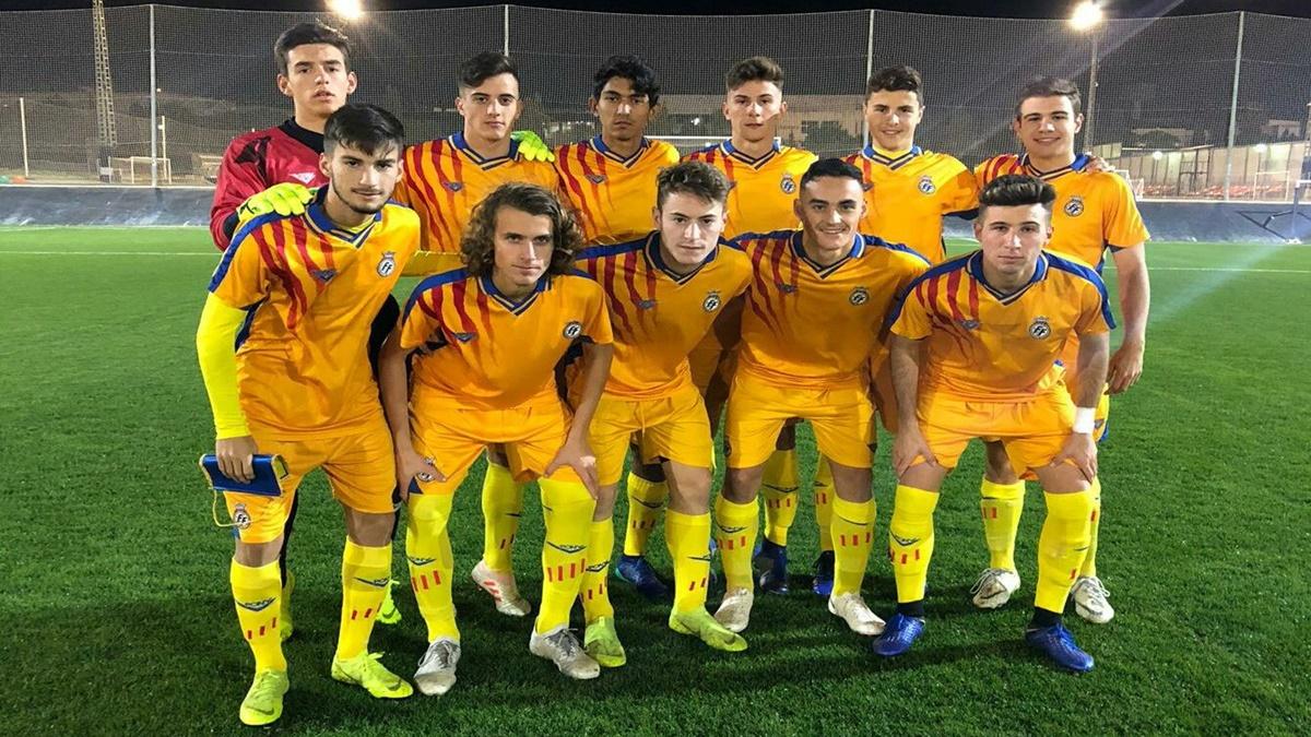 Selección Valenciana Sub-18