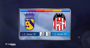 Vídeo Denia-Acero Liga Nacional marzo 2019